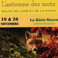 La Batie Neuve - Salon du livre et de la photo - Jack London