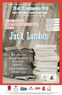 Dialogue photographique avec Jack London