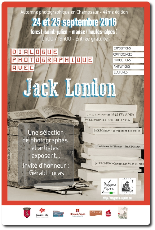 Automne photographique en Champsaur 2016 - Jack London