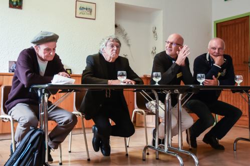 Table-ronde Francis Ponge - Association Regards Alpins