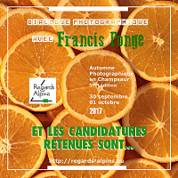 Dialogue avec Francis Ponge - Regards Alpins
